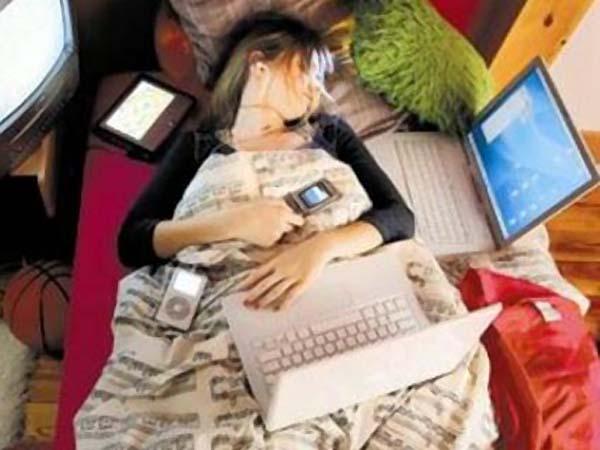 adicción a las nuevas tecnologías en los jóvenes