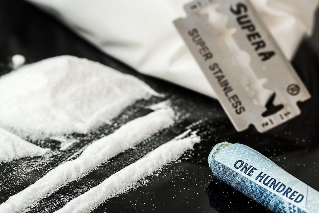 drogas en el cerebro