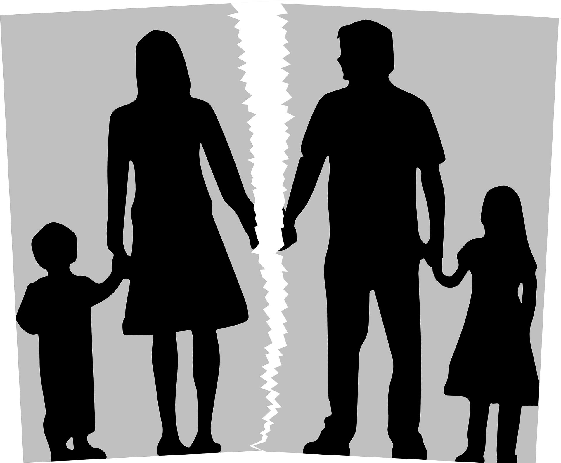 hablar sobre divorcio