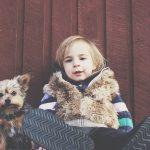 beneficios psicólogicos de crecer con animales