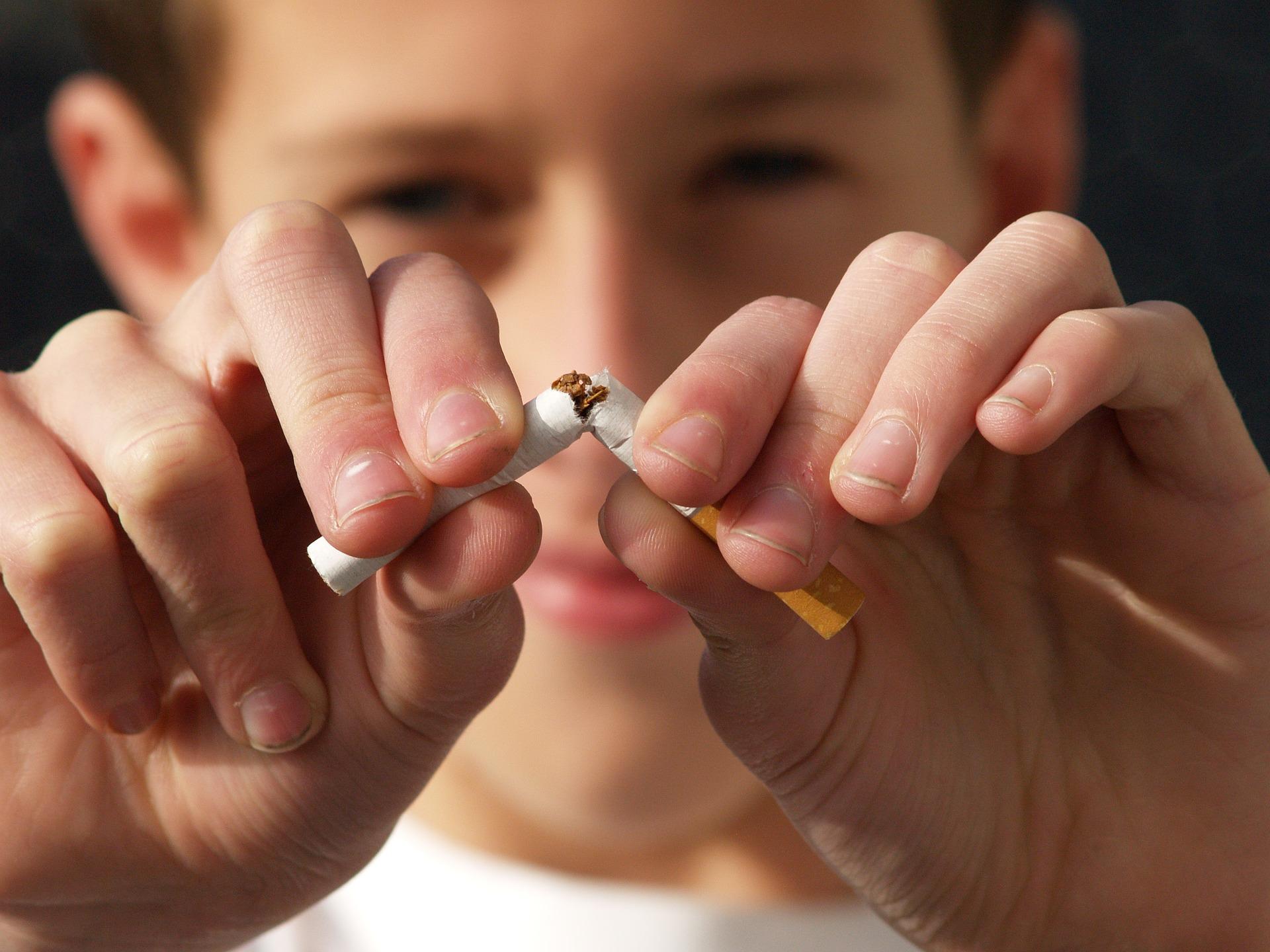 por qué se engorda cuando dejas de fumar